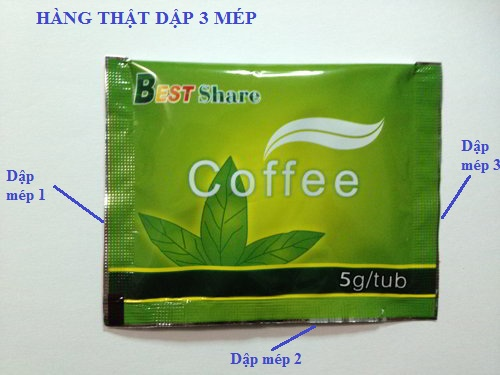 tui dung ca phe giam can green coffee that
