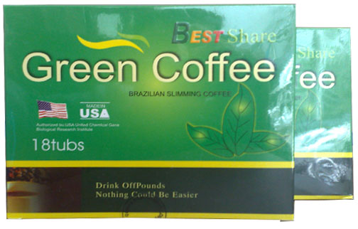 ca phe green coffee gia