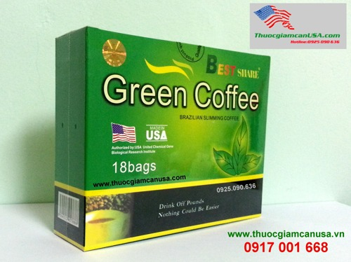 green coffee that