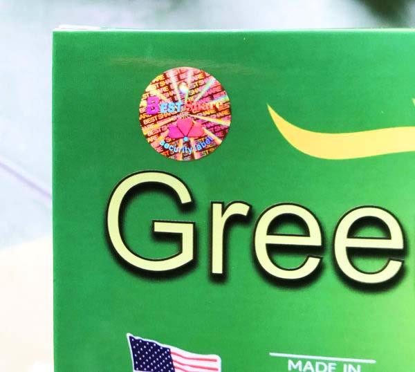 Phân biệt green coffee thật và giả 102