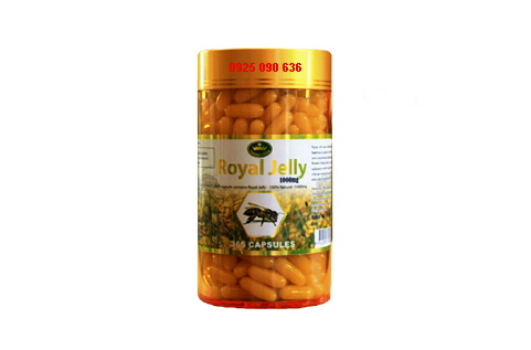 sua ong chua Nature's King 1000mg