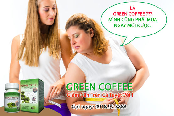 Green Coffee 800mg - Hộp 30 viên-06