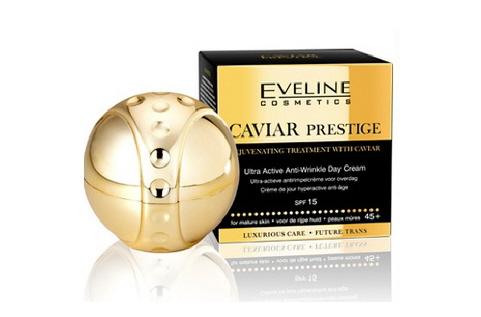 Kem dưỡng ngày Eveline Caviar Prestige 45+
