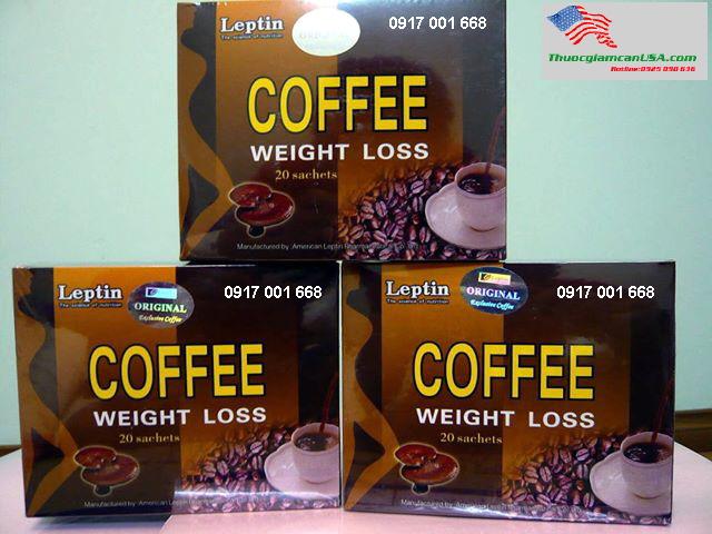 CÀ PHÊ LINH CHI GIẢM CÂN COFFEE WEIGHT LOSS