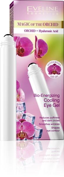 Lăn dưỡng da chống lão hóa vùng mắt Hoa lan tây - Eveline cooling eye gel