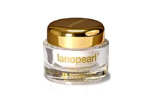 Lanopearl bio peak night cream - kem dưỡng ẩm và phục hồi da ban đêm