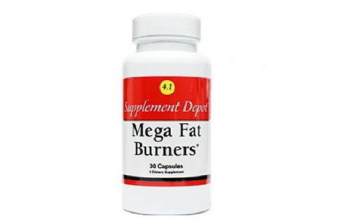 Mega Fat Burners - Viên giảm cân Mega Fat Burners giảm cân nhanh gọn