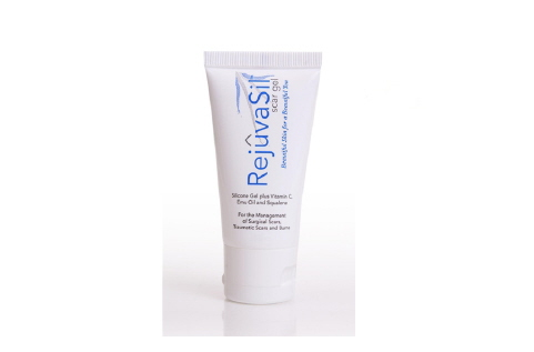 RejuvaSil - Gel trị sẹo bỏng bô, sẹo lồi- lõm, sẹo cũ sẹo màu, sẹo sau phẫu thuật