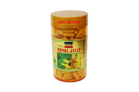 Sữa ong chúa Royal Jelly 1450mg - Sữa ong chúa chính hãng tốt nhất
