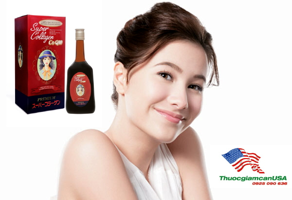 Super Collagen Q10 Nhật Bản (Collagen Co Q10)