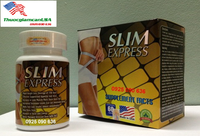 slim express usa